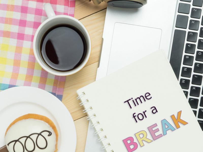 work break tips for employees